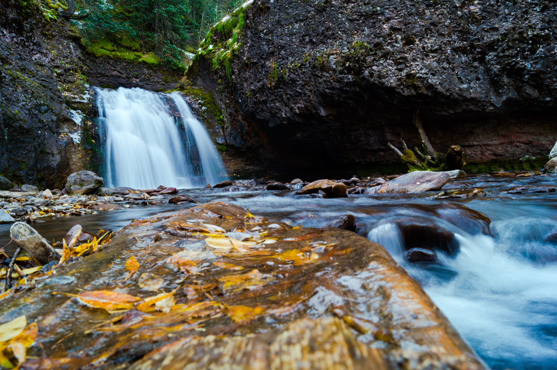 Bear Creek Waterfall Photo