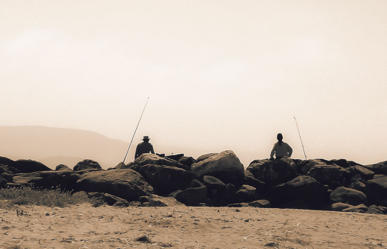 Half Moon Bay Fishermen