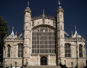 Windsor Castle St George's Chapel