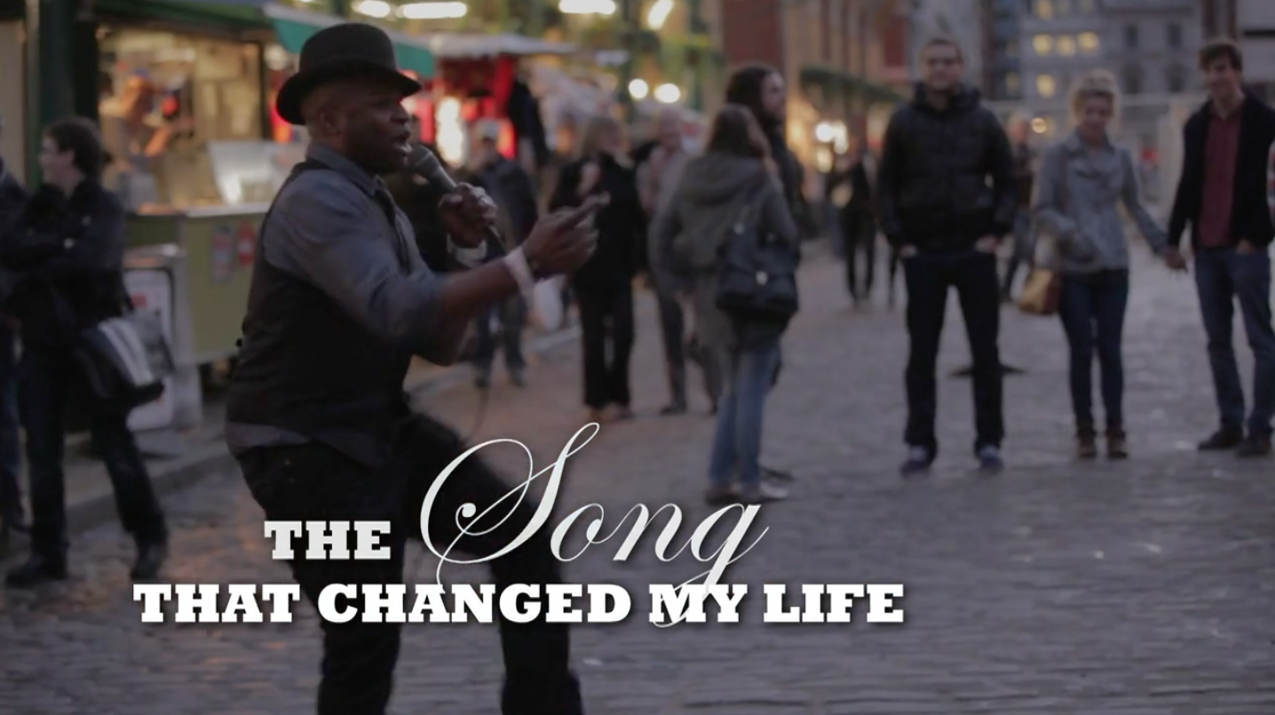 Alex Boye - The Song That Changed My Life