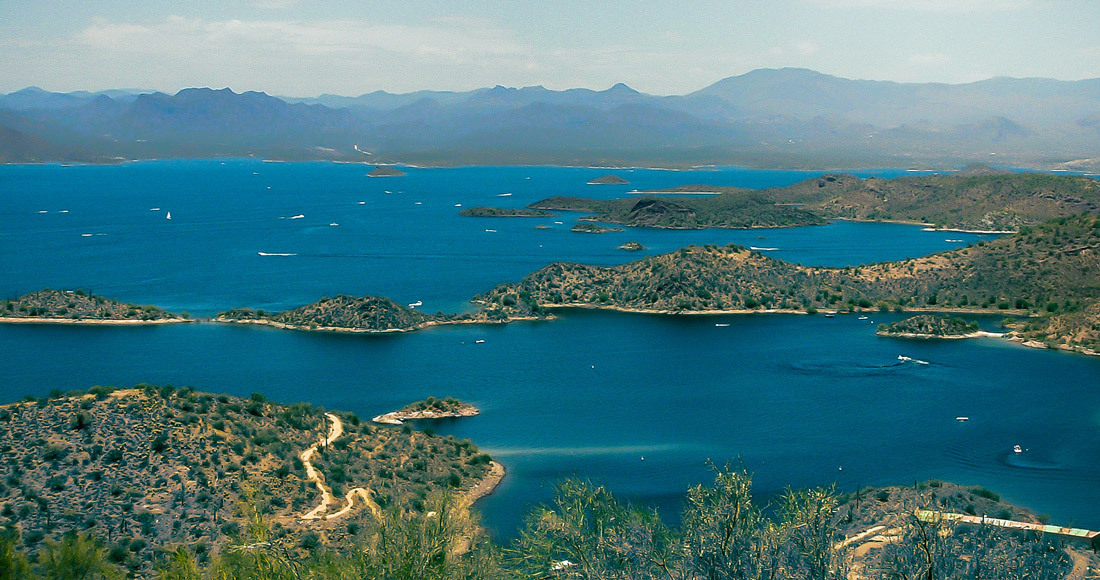 Lake Pleasant North Overlook - Arizona