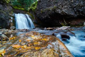 Bear Creek Waterfall Photo
